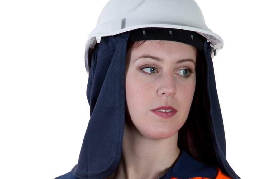 Hard Hat Attachments – VISIONSafe – Lifestyle